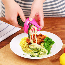 Vegetable Grater Cutter Spiral Potato Slicer Peeler Chopper Kitchen Accessories Food Crusher Creative Home Kitchen Garden Tools