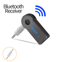 Wireless Bluetooth Receiver Transmitter For Car Music Audio 3.5mm Jack Bluetooth Adapter For AUX Music Reciever Handsfree Call hot sale universal 3 5mm car bluetooth audio music receiver adapter auto aux streaming a2dp kit for speaker headphone
