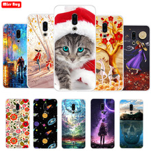 Ultra Slim Cartoon Cat Love Tiger Soft Silicone Phone Case For Meizu M5 M6 M9 Note 16S Pro 5 6 Plus MX5 16S 16 U10 MX5 M5S Cover meizu mx5 16gb