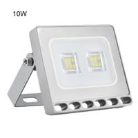 Новая модель 10W 20W 30W 50W 100W 150W Смарт-прожектор тонкий 110V Светодиодный прожектор заливающего света SMD наружный Водонепроницаемый IP65 безопаснос...