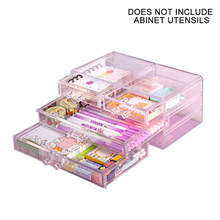 Table Storage Box Rack Book Document Pencil Storage Holder Multilayer Expanding Box School Office Stationery Desktop Organizer
