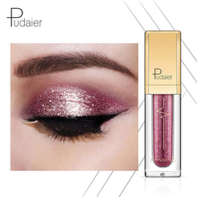 18 colors shining pearly shiny multicolor diamond eyeshadow professional new bright ladies cosmetics