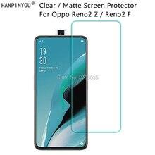 For OPPO Reno2 Z F / Reno 2 Z F 2Z ZF Clear Glossy /Anti-Glare Matte Screen Protector Protective Film Guard (Not Tempered Glass)