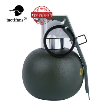 Dummy Grenade BB Holder Storage Container Grenades M67 Frag Gren Model Plastic Costume Military Airsoft Shooting Accessories - discount item  30% OFF Hunting