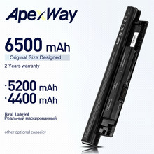 ApexWay Laptop Batterie für Dell Inspiron 3521 17R 5721 15R 5521 15 14R 5421 14 3421 MR90Y VR7HM W6XNM mr90y YGMTN XRDW2 T1G4M(China)