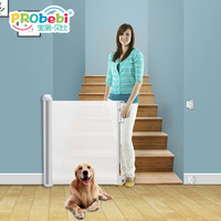 Baby Safety Fencing Gate Portection Guard Protector Safe Products Baby Safe Guard Children Baby Mesh Magic Pet Gate For Dogs