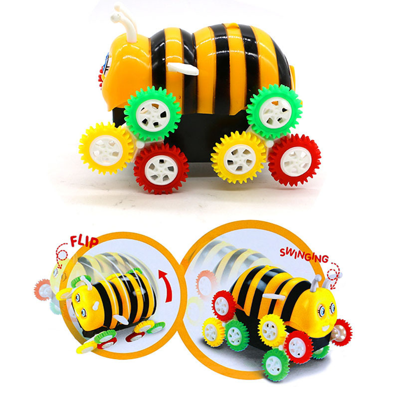 Bees Have Fan Gun Che Small Children Have Stunts Have Somersault Toy Car Infants Have Toy