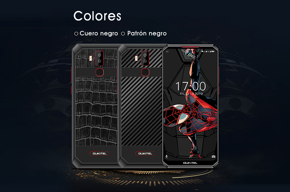 Movil Oukitel K13 Pro 4GB/64GB