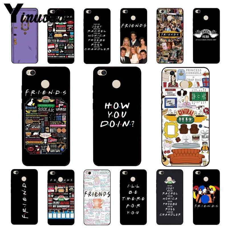 Yinuoda Central Perk Koffie vrienden tv show Telefoon Case voor Xiaomi Note3 mi5 6 A1 A2 Lite Mi9 9SE mi8lite 8explorer