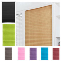 Self Adhesive Windows Blinds Half Blackout Curtains for Bathroom Balcony Shades for Living Room Window Door Decor|Blinds  Shades & Shutters| |  -