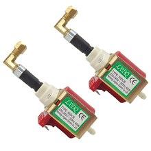 Pompe à huile, 48W, 1200/1500W, pour Machine à brouillard électromagnétique, 2 pièces/55dcb, accessoire dédié