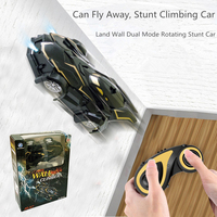 Newest RC Car Wall Racing Cars Toys Wall Climbing Car Across the Wall Remote Control Anti Gravity Toy Car Model Gift for Kids