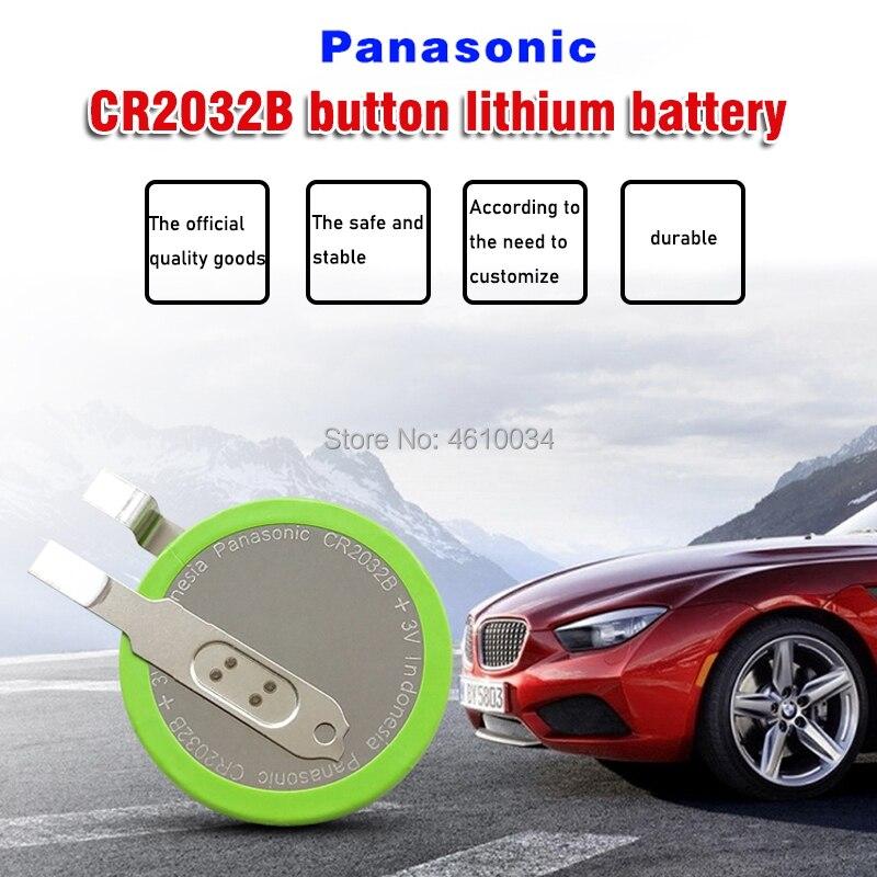 carro botão de monitoramento de pressão dos pneus bateria