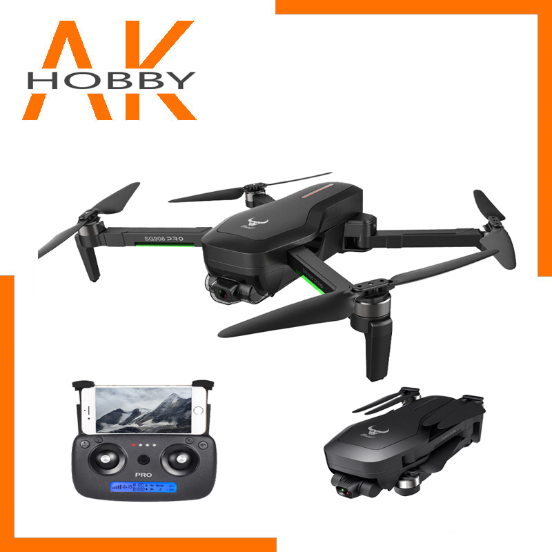 ZLRC SG906 PRO 2 GPS Drone With 3-axis Anti-shake Self-stabilizing Gimbal Wifi FPV 4K Camera Brushless Quadcopter