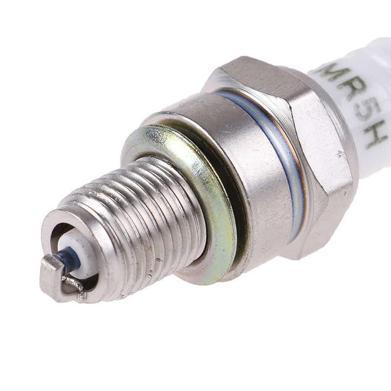 Para Honda GX25 GX35 Motor recortador ventilador para bujía CMR5H reemplazo ajuste