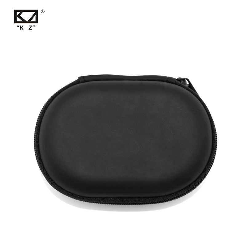 New KZ Case Bag High End In Ear Earphone Headphones Storage Case Bag Earphone Case bag For ZS10 ZS6 ZSR ZSA ED16 QT2