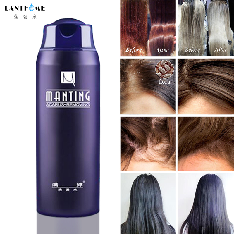 Divide Shampoo Manting No-Silicone-Oil Oil-Control All For All-Hair-Types Professional