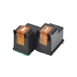 Image 2 - 343XL 337XLCompatible hp 343 337 インクカートリッジ HP337 343 用の hp photosmart 2575 8050 C4180 D5160 Deskjet 6940 D4160