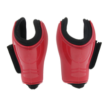 Perfeclan EQUINE SPORT HORSE JUMPING LEG PROTECTION FETLOCK SUPPORT BOOTS