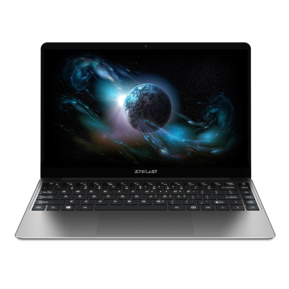 Teclast F7 Plus ordinateur portable 14.0 pouces Intel Gemini Lake N4100 Windows10 8GB RAM 256GB SSD ordinateur portable avec clavier portable rétroéclairé