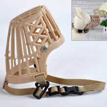 Straps-Mask Muzzle-Basket-Design Anti-Biting Dogs Plastic 1PC 7-Sizes High-Quality New-Arrival