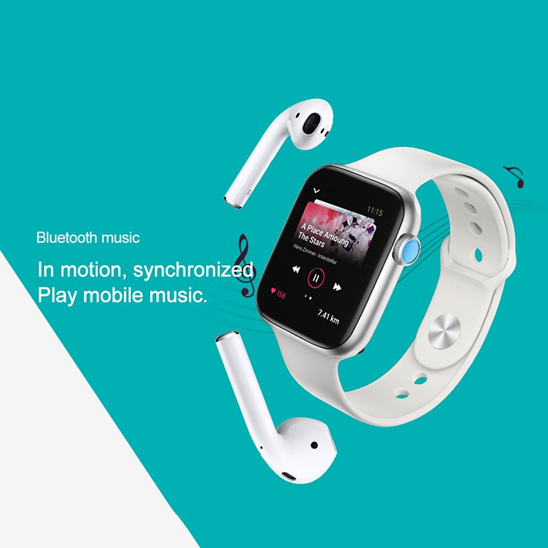 lowest price Longet Sport Smart Watch GT101 Waterproof Color Screen Fitness Tracker Heart Rate Monitor Call Reminder Smartwatch Men Women