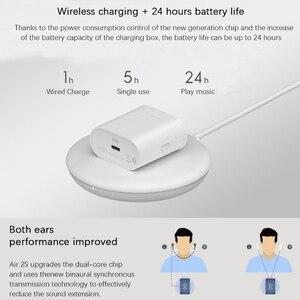 Image 2 - Original Xiaomi Airdots Pro 2 Sหูฟังไร้สายGlobal Version TWS Mi TrueหูฟังAir 2 Sสเตอริโอควบคุมไมโครโฟนหูฟัง