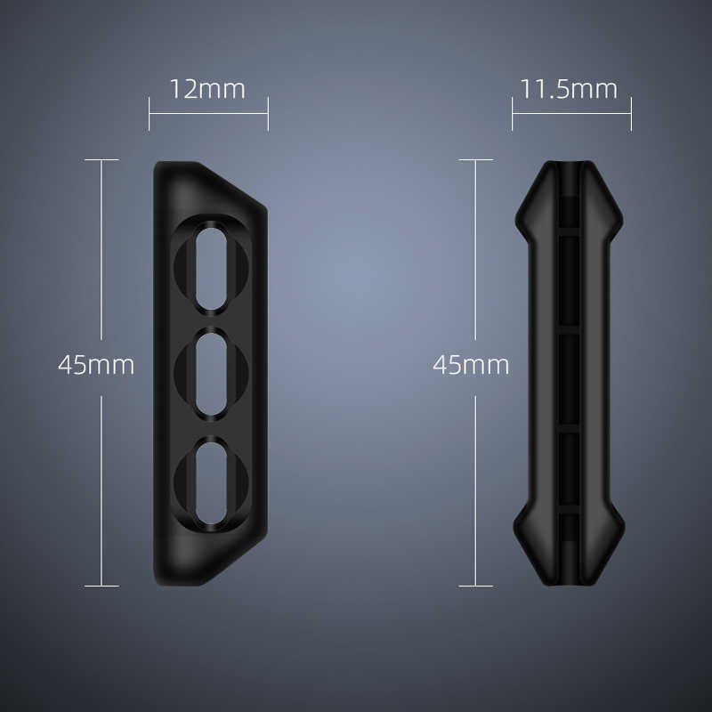 Micro USB Loại C C 8 Pin Lưu Trữ Từ Cáp Cắm Hộp Điện Thoại MicroUSB Loại-C Nam Châm Dây Sạc adapter Sạc Bình Chứa