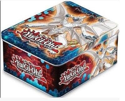 Yu Gi Oh Card English 2012 Collection Iron Box Evolution Emperor Mouth Dragon Spot