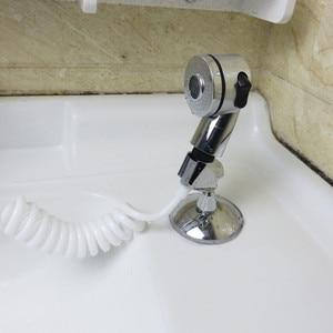 Image 5 - Смеситель Wonderlife, Душевая насадка, распылитель для ванной, дренажный фильтр, шланг для мойки раковины, мытье волос, Душ
