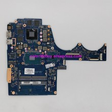 Genuine 856678-601 856678-001 960M/4GB i7-6700HQ DAG35AMB8E0 Laptop Motherboard for HP Notebook 15-bc 15-AX 15T-BC000 15T-AX000 цена