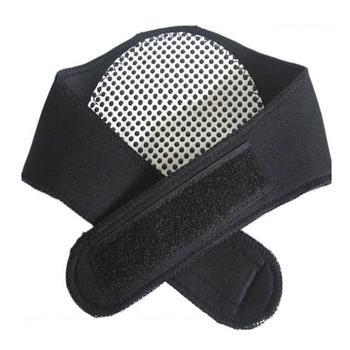 Męskie i damskie naklejki na szyję ciepłe magnetyczne bandaże na szyję turmalin samonagrzewający się pasek na szyję opieka zdrowotna tanie i dobre opinie U-Kiss CN (pochodzenie) NECK