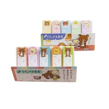 1pack/lot Cute Cartoon Bear Animals Memo Pad Sticky Notes Notebook Stationery School Supplies Papeleria