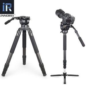 Image 5 - INNOREL phare H90 caméra numérique Durable monopode trépied têtes CNC technologie charge amortissement hydraulique 15KG pour la vidéo