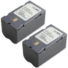2 uds. De batería de BL 5000 de alto objetivo para medición de GNSS GPS