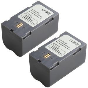 Image 1 - 2PCS  Hi target BL 5000 battery for Hi target GPS GNSS measurement