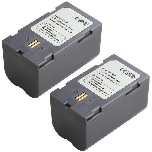 하이 타겟 GPS GNSS 측정을위한 2PCS 하이 타겟 BL 5000 배터리