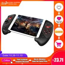 Ipega 9083s pubg controlador sem fio gamepad android joystick para iphone para ipad joypad jogo almofada android suporte bluetooth ios