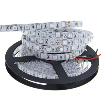 Led strip DC12V 5050 RGB led light strips diode ribbon waterproof lights decoration