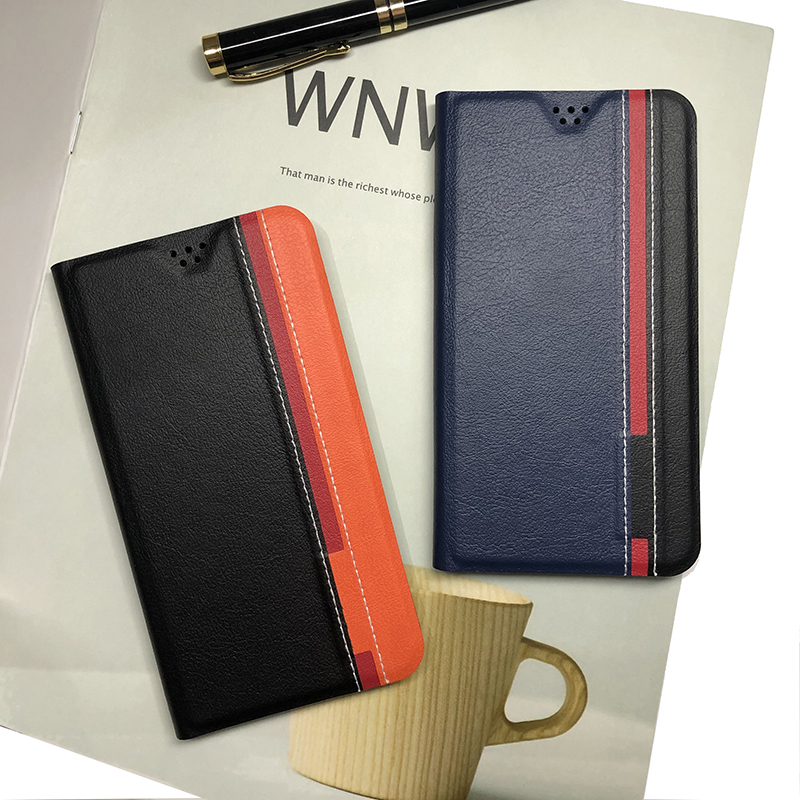 Luxury Leather Case For <font><b>Motorola</b></font> Moto <font><b>E4</b></font> E 4 MotoE4 <font><b>XT1762</b></font> XT1763 Z3 E5 G6 Play Plus Wallet Flip Cover Case Phone Housing Capa image
