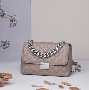 Top!ZOOLER New shoulder Bags type women famous brands 2019 genuine leather bag woman Messenger bags purses bolsa feminina  B250