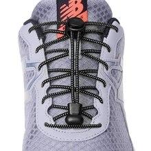 1 пара 23 цвета шнурки для кроссовок эластичные без шнурков