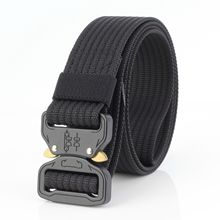 Belt AWMN Trousers Jeans Military-Equipment Tactical-Belt Metal-Buckle Casual-Pants Comfortable