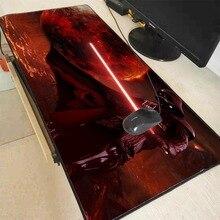 Mairuige Large Size Gaming Washable Mouse Pad Star Wars Lock Edge Mat Desktop PC Computer Laptop Mousepad Free Shipping