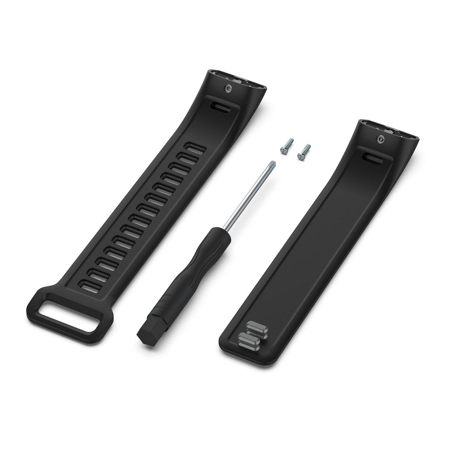 #H30 Sports Silicone Strap For Huawei Band 2/Band 2 Pro Smart Watch Smart Bracelet Adjustment Band