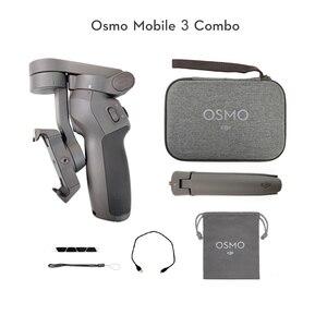 Image 1 - DJI Osmo Mobile 3 cardán plegable para teléfonos inteligentes, compatible con Smart Roll ActiveTrack 3,0, Modo deportivo, disponible