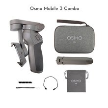 DJI Osmo Mobile 3 is a Foldable Gimbal for Smartphones Support Quick Roll ActiveTrack 3.0 Sport Mode in Stock