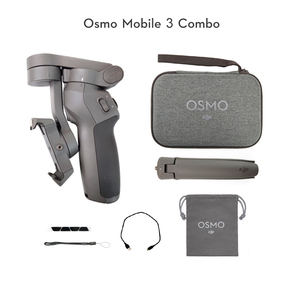 Image 1 - DJI Osmo Mobile 3 is a Foldable Gimbal for Smartphones Support Quick Roll ActiveTrack 3.0 Sport Mode in Stock