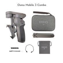 DJI Osmo Mobile 3 to składany Gimbal do smartfonów obsługujący tryb sportowy Quick Roll ActiveTrack 3.0 w magazynie