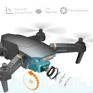 Image 4 - Dron Global 4K EXA con cámara HD, vídeo en vivo, helicóptero RC Pro FPV, cuadricóptero VS Drone E58 E520